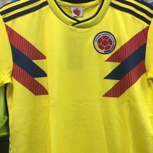 Other - Columbia youth soccer uniform set